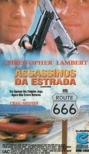 Assassinos da Estrada - Poster / Capa / Cartaz - Oficial 2