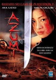 Azumi - Poster / Capa / Cartaz - Oficial 4