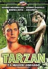 Tarzan e a Mulher Leopardo - Poster / Capa / Cartaz - Oficial 2