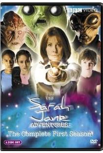 As Aventuras de Sarah Jane (1ª Temporada) - Poster / Capa / Cartaz - Oficial 1