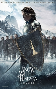 Branca de Neve e o Caçador - Poster / Capa / Cartaz - Oficial 4