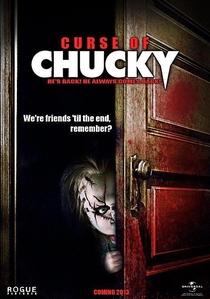A Maldição de Chucky - Poster / Capa / Cartaz - Oficial 2