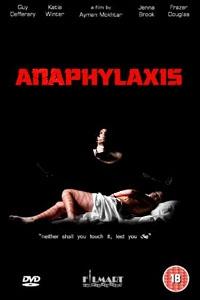 Anafilaxe - Poster / Capa / Cartaz - Oficial 1