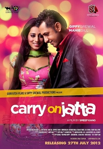 Carry on Jatta - Poster / Capa / Cartaz - Oficial 1