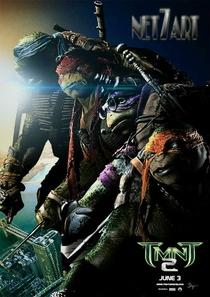 As Tartarugas Ninja: Fora das Sombras - Poster / Capa / Cartaz - Oficial 28