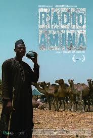 Radio Amina - Poster / Capa / Cartaz - Oficial 1