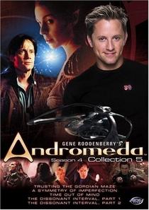 Andromeda (4ª Temporada) - Poster / Capa / Cartaz - Oficial 1