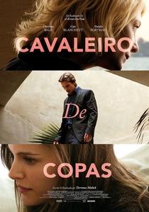 Cavaleiro de Copas - Poster / Capa / Cartaz - Oficial 7