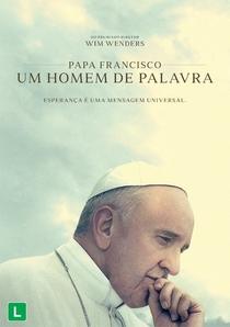 Papa Francisco: Um Homem de Palavra - Poster / Capa / Cartaz - Oficial 3