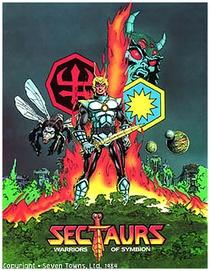 Sectaurs - Poster / Capa / Cartaz - Oficial 1