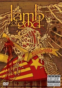 Lamb Of God: Killadelphia - Poster / Capa / Cartaz - Oficial 1
