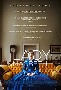 Lady Macbeth - Poster / Capa / Cartaz - Oficial 1