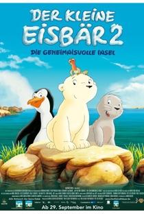 O Ursinho Polar 2: A Ilha Misteriosa - Poster / Capa / Cartaz - Oficial 1