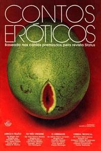 Contos Eróticos  - Poster / Capa / Cartaz - Oficial 1