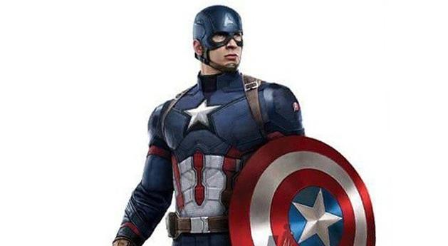 """Capitão América: revelado o uniforme do herói em """"Guerra Civil"""""""