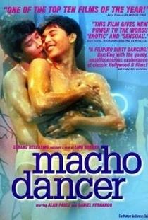 Macho Dancer - Poster / Capa / Cartaz - Oficial 1