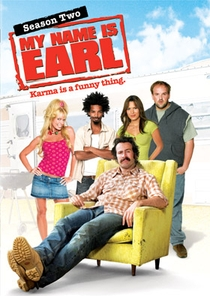 My Name Is Earl (2ª Temporada) - Poster / Capa / Cartaz - Oficial 1