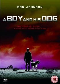 O Menino e seu Cachorro - Poster / Capa / Cartaz - Oficial 2