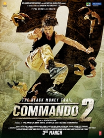 Commando 2 - Poster / Capa / Cartaz - Oficial 1