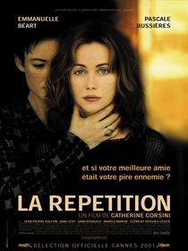 A Repetição - Poster / Capa / Cartaz - Oficial 1