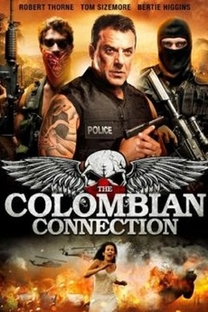 The Colombian Connection - Poster / Capa / Cartaz - Oficial 4