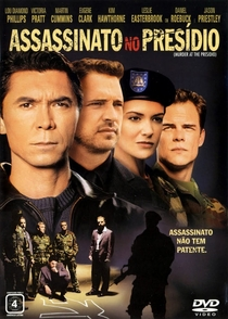 Assassinato no Presídio - Poster / Capa / Cartaz - Oficial 1
