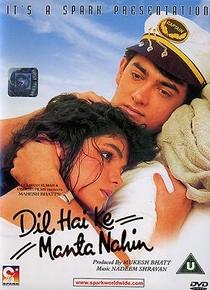 Dil Hai Ke Manta Nahin - Poster / Capa / Cartaz - Oficial 1