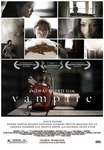 Vampire - Poster / Capa / Cartaz - Oficial 3