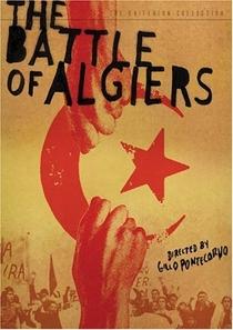 A Batalha de Argel - Poster / Capa / Cartaz - Oficial 1