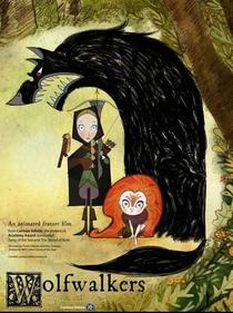 Wolfwalkers - Poster / Capa / Cartaz - Oficial 1