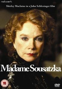 Madame Sousatzka - Poster / Capa / Cartaz - Oficial 1