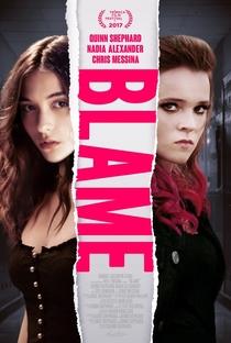 Blame - Poster / Capa / Cartaz - Oficial 2