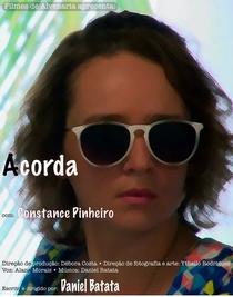 Acorda - Poster / Capa / Cartaz - Oficial 1
