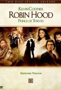 Robin Hood: O Príncipe dos Ladrões - Poster / Capa / Cartaz - Oficial 3
