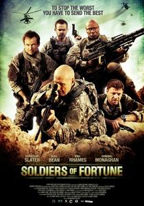 Soldados da Fortuna - Poster / Capa / Cartaz - Oficial 1