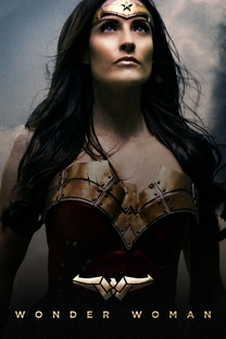 Wonder Woman - Poster / Capa / Cartaz - Oficial 1