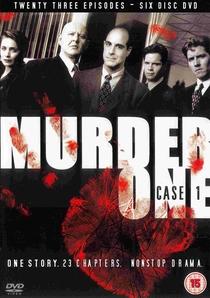 Murder One - Poster / Capa / Cartaz - Oficial 1