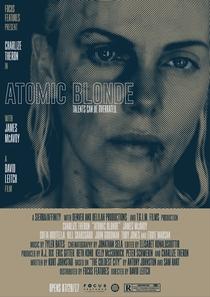 Atômica - Poster / Capa / Cartaz - Oficial 6