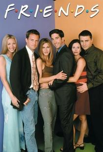 Friends (5ª Temporada) - Poster / Capa / Cartaz - Oficial 2