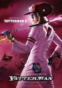 Yattaman - Poster / Capa / Cartaz - Oficial 2