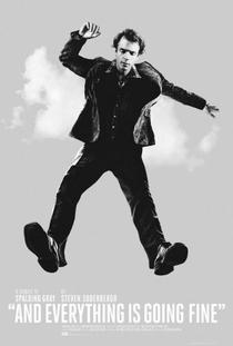 Spalding Gray - Tudo Vai Bem - Poster / Capa / Cartaz - Oficial 1