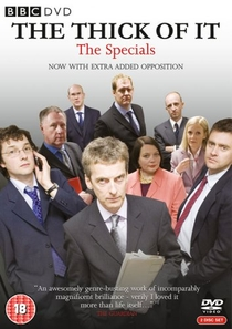 The Thick of It - The Specials - Poster / Capa / Cartaz - Oficial 1