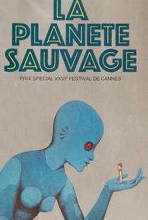 Planeta Fantástico - Poster / Capa / Cartaz - Oficial 3