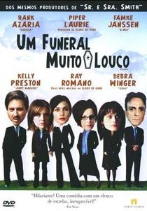 Um Funeral Muito Louco - Poster / Capa / Cartaz - Oficial 1
