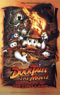 DuckTales: O Filme - O Tesouro da Lâmpada Perdida - Poster / Capa / Cartaz - Oficial 1