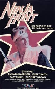 Ninja Hunt - Poster / Capa / Cartaz - Oficial 4