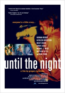 Until The Night - Poster / Capa / Cartaz - Oficial 2