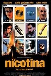 Nicotina - Poster / Capa / Cartaz - Oficial 2