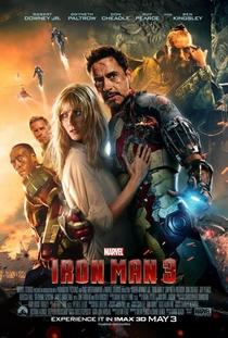 Homem de Ferro 3 - Poster / Capa / Cartaz - Oficial 3