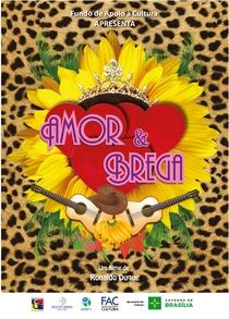 Amor & Brega - Poster / Capa / Cartaz - Oficial 1
